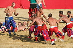 Historical Football in Florence