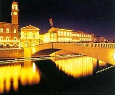 Luminara di San Ranieri - Pisa