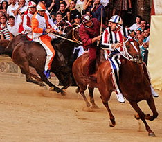 Palio di Siena - Festivals and Holidays in Tuscany