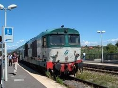 Going to Tuscany by Train